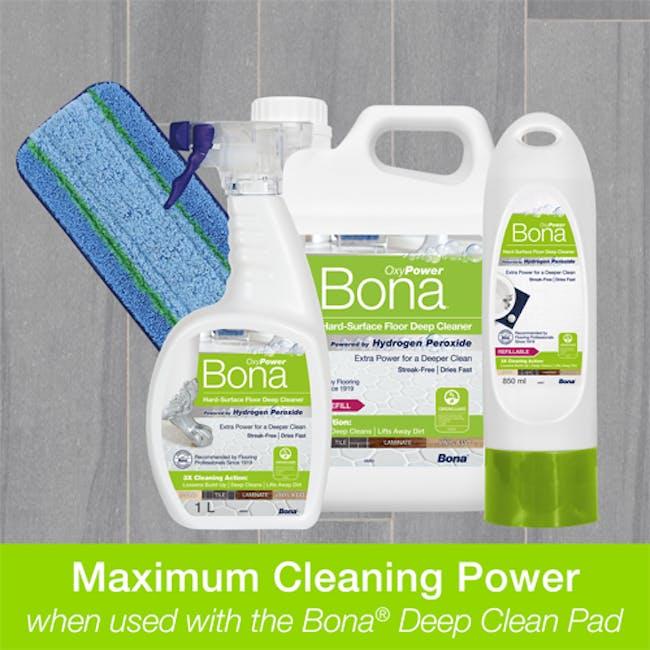 Bona OxyPower Hard-Surface Floor Deep Cleaner Refill 2.5L - 1