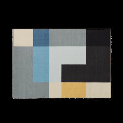 Alexander Rug 2.3m by 1.6m - Blocks - Image 1
