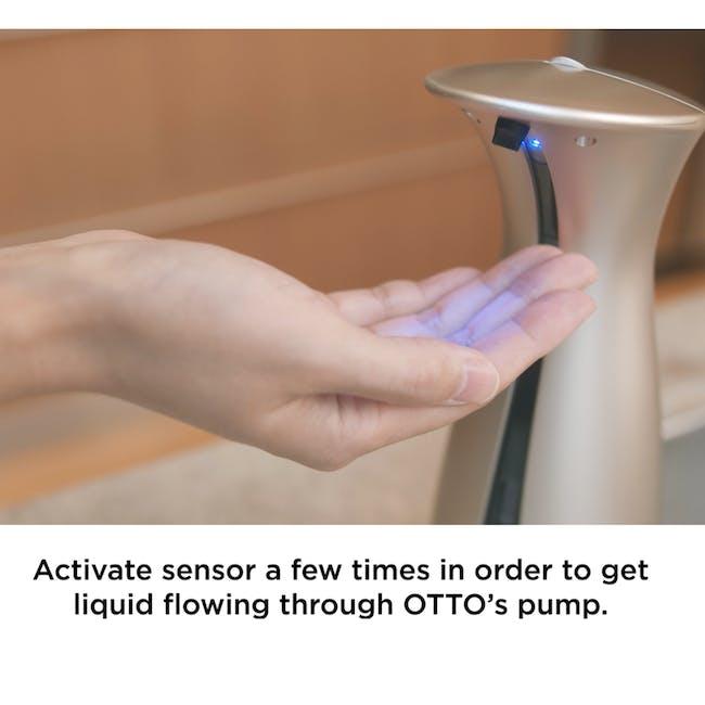 Otto Foaming Soap Dispenser - Black - 13
