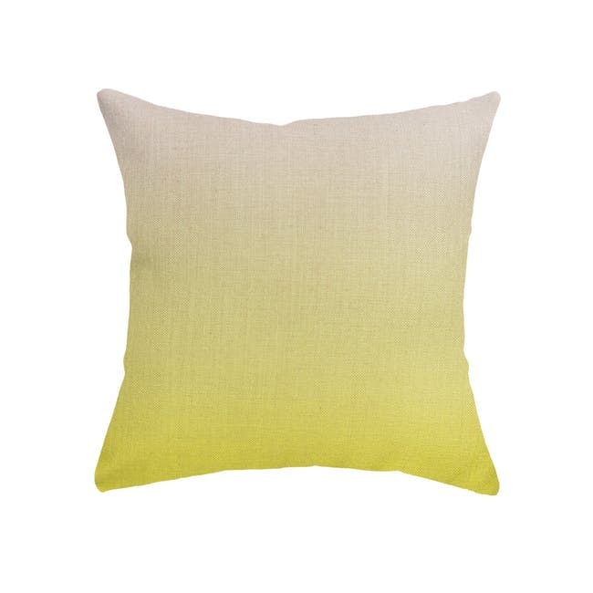 Ombre Cushion - Sunrise - 0