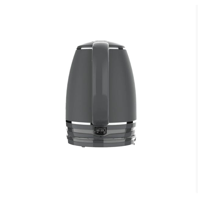 Odette Riviera 1L Insulated Double Wall Cool Touch Electric Kettle - Grey - 2