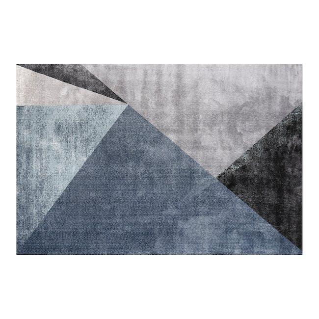 Gio Rug 2.3m x 1.6m - Blue - 0