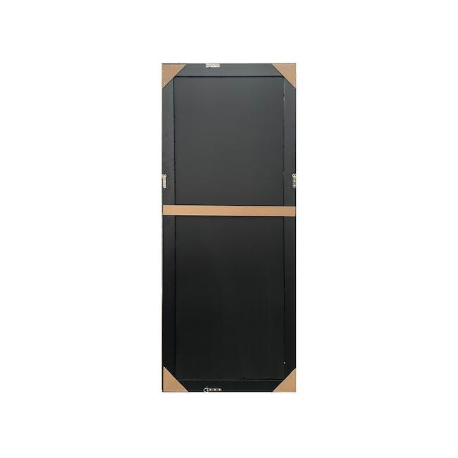Malse Full-Length Mirror  70 x 170 cm - Black - 5