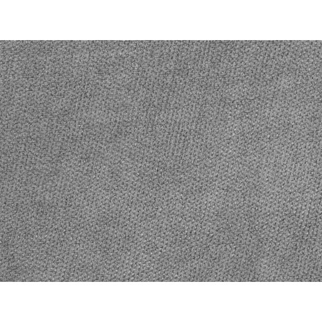 Hank L-Shaped Sofa - Pigeon Grey - 8