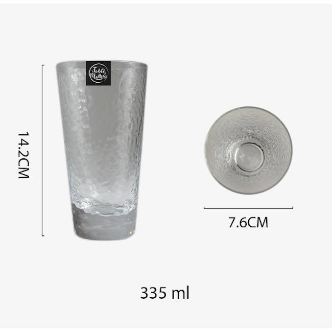 Table Matters Tsuchi Long Drinking Glass - 4