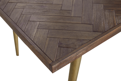 (As-is) Cadencia Dining Table 1.8m - 1 - Image 2