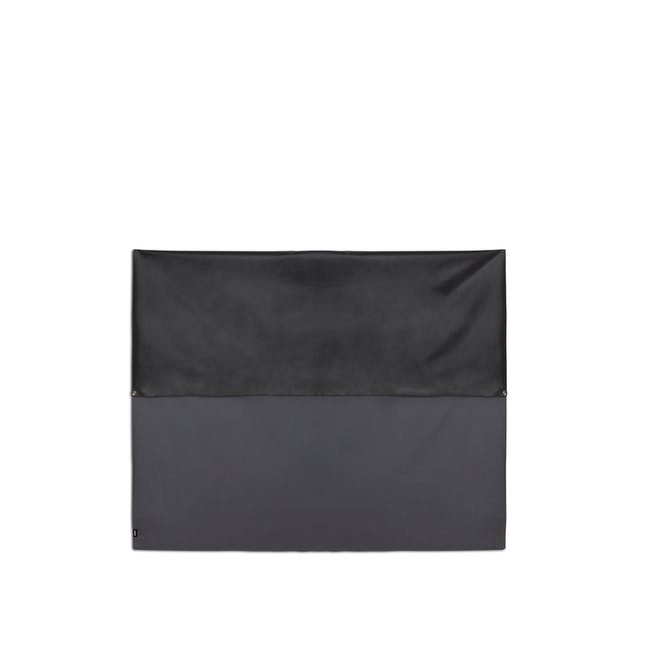 Complete Blackout Magnetic Window Cover - Charcoal - 13