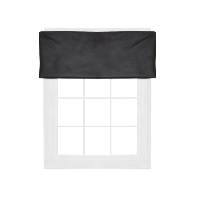 Complete Blackout Magnetic Window Cover - Charcoal - 4