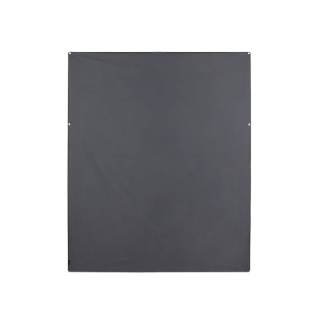 Complete Blackout Magnetic Window Cover - Charcoal - 6