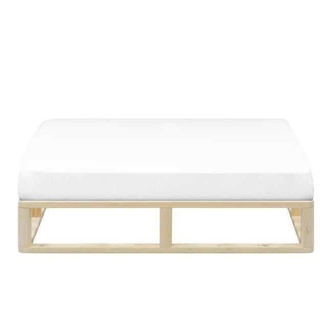 Naoki Queen Bed - 0
