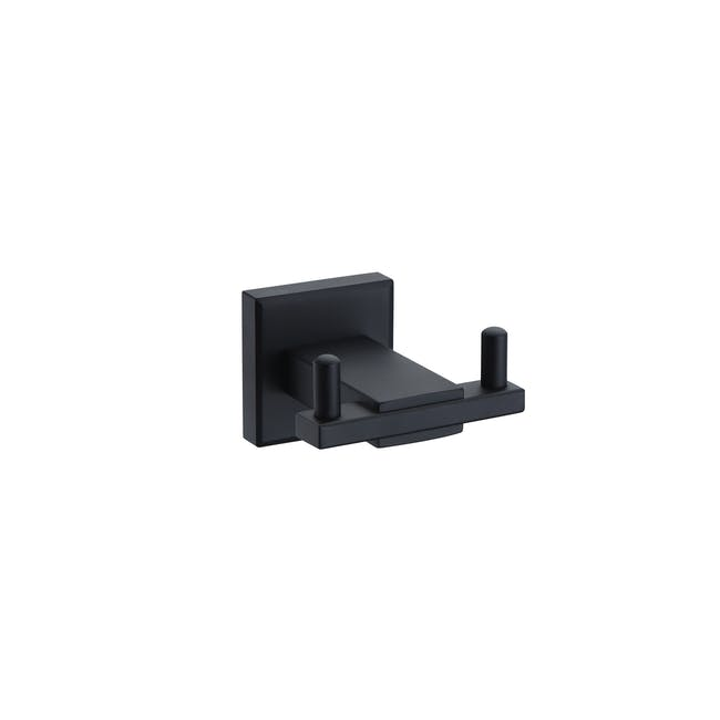 JVD Argo Black Double Hook - 0