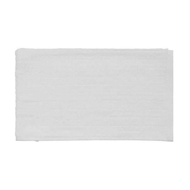 EVERYDAY Bath Essentials - White (Set of 6) - 5