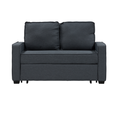 Arturo 2 Seater Sofa Bed - Granite - Image 1