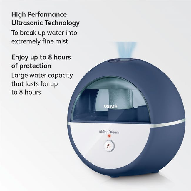 OSIM uMist Dream Air Humidifier - Blue - 3