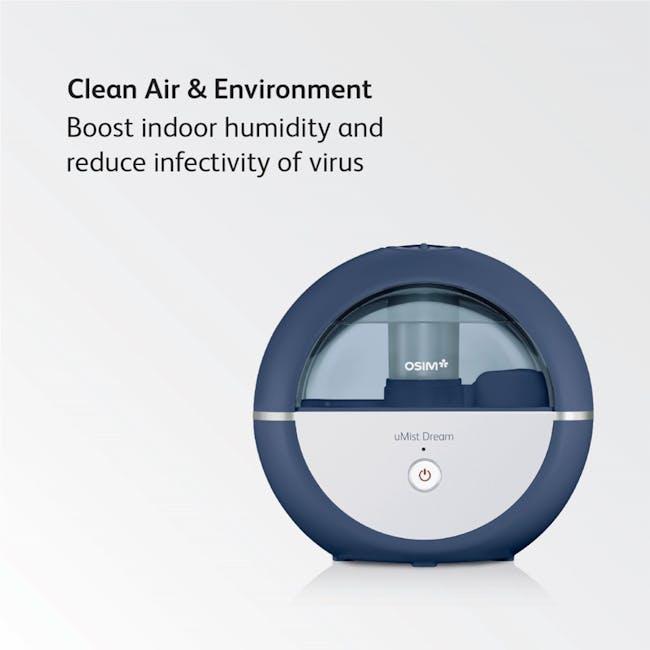 OSIM uMist Dream Air Humidifier - Blue - 7
