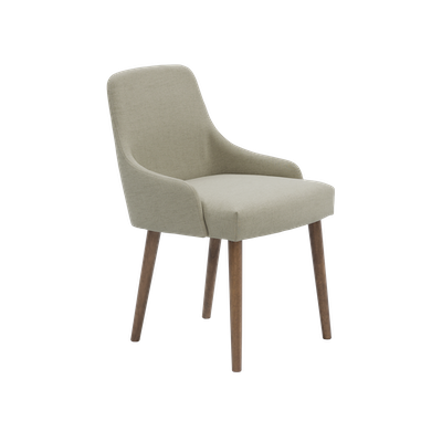 Loren Dining Chair - Khaki - Image 2