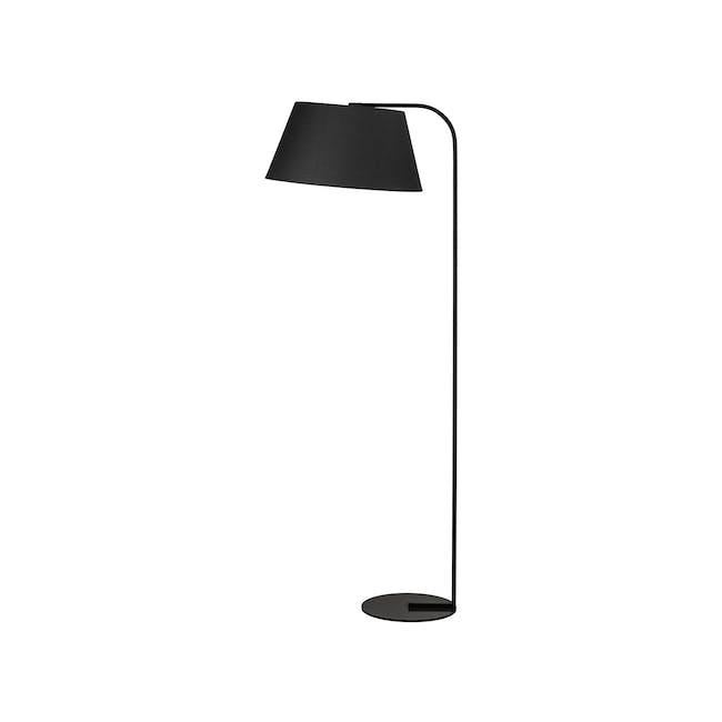 Allison Floor Lamp - Black - 0