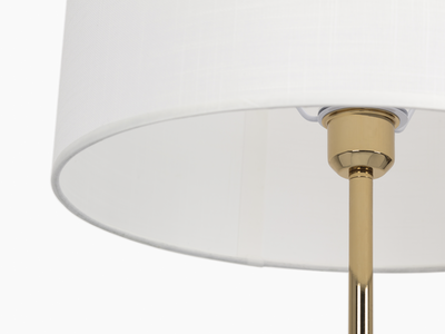 Alyssa Floor Lamp - Brass - Image 2