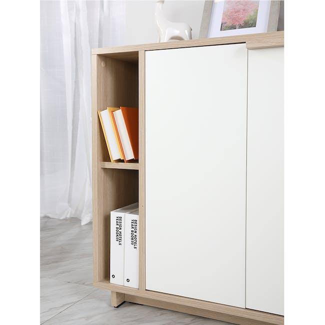Mayon 2-Door Cabinet 0.8m - 3