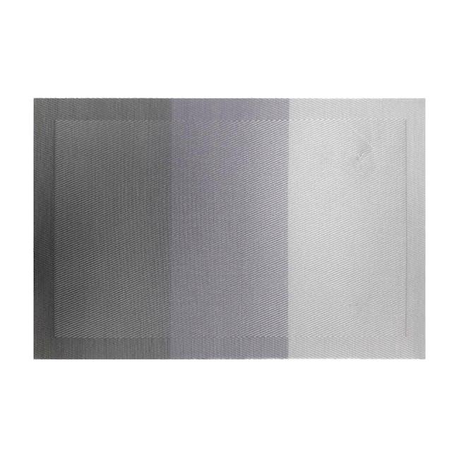 PYRAMID Placemat - Grey - 0