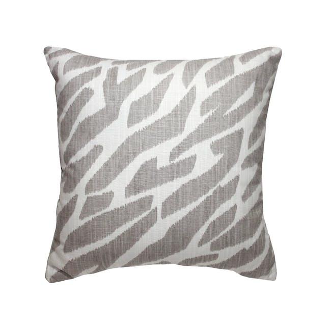 Zany Square Cushion - 0