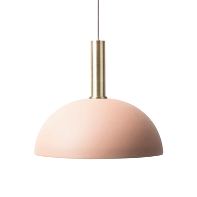 Lights by hipvan as is alonso floor lamp side table 3 erin pendant lamp brass pink image 1 aloadofball Image collections