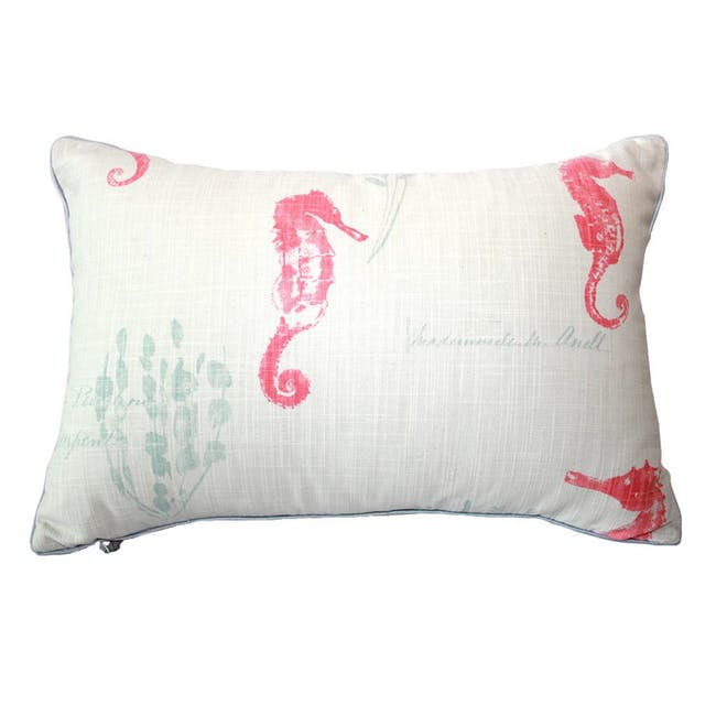 Ocean Love Rectangle Cushion - 0