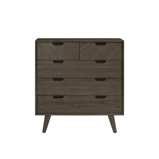 FYND - Tilda 5 Drawer Chest 1m