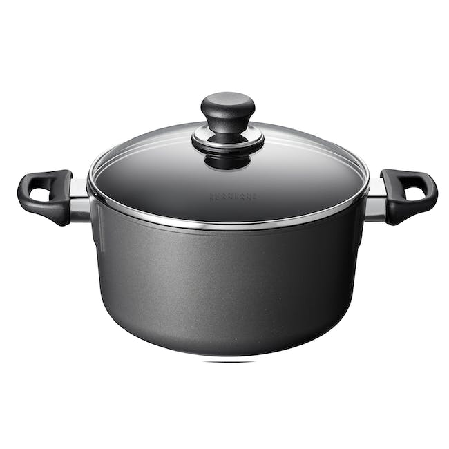 SCANPAN Classic Dutch Oven with Lid - 4.8L - 2