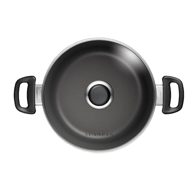 SCANPAN Classic Dutch Oven with Lid - 4.8L - 1