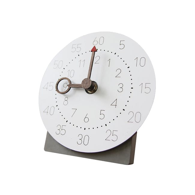Toki Edu Table Clock - 2