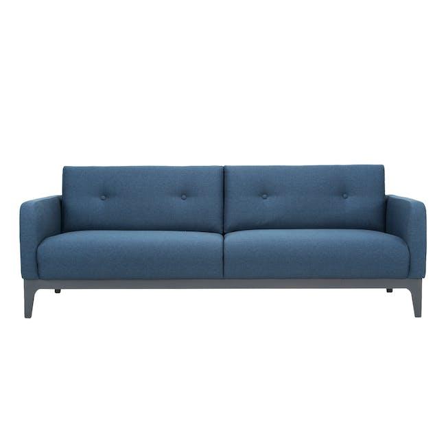 Weston 3 Seater Sofa - Peacock - 0