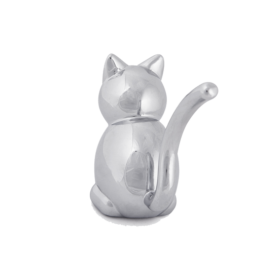Umbra - Zoola Cat Ring Holder - Chrome
