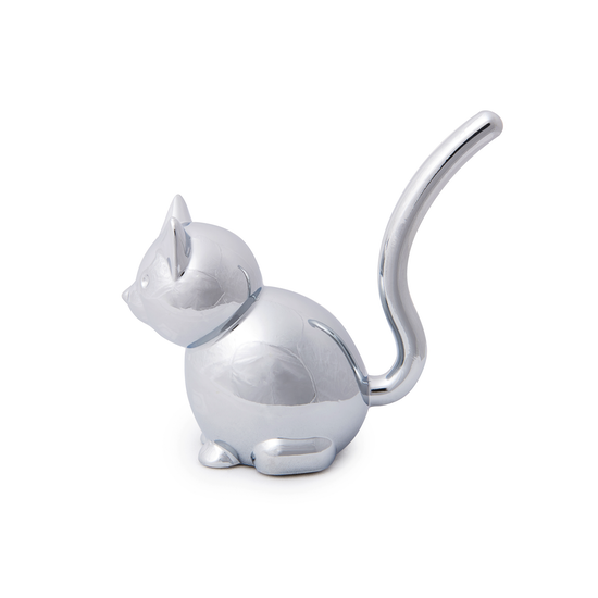 Umbra - Zoola Cat Ring Holder - Chrome