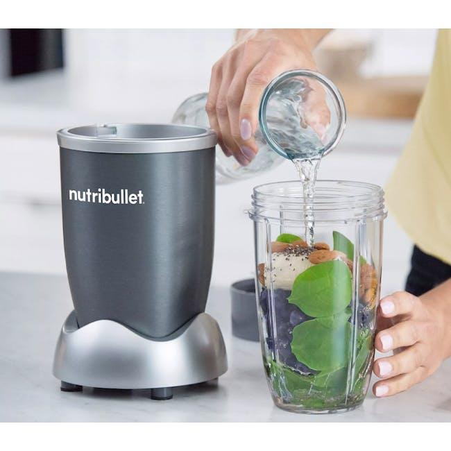 NutriBullet 600W Personal Blender - Matte Black - 4
