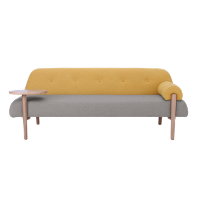 Anivia Daybed - Yellow - Image 1