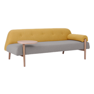 Anivia Daybed - Yellow - Image 2