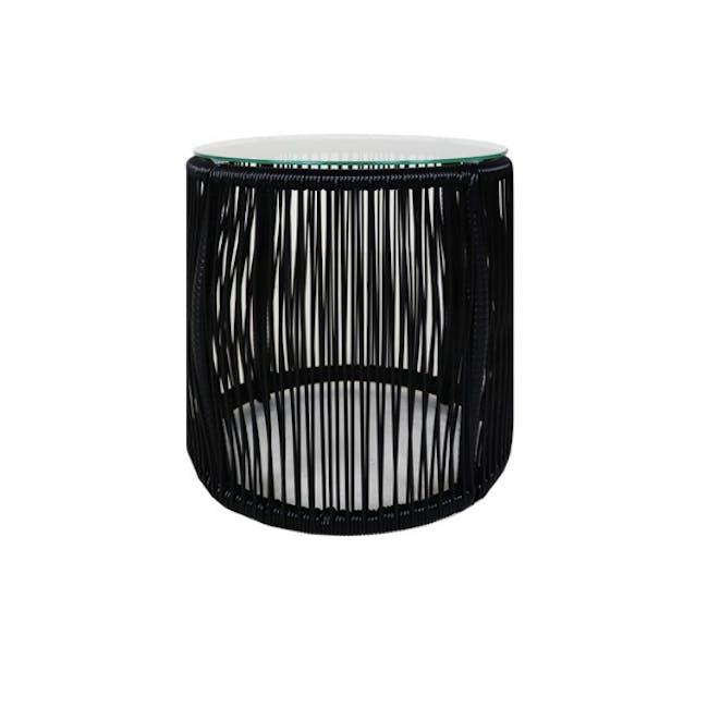 Orgo Loveseat & 2 Armchair Set - Grey Cushion - 3