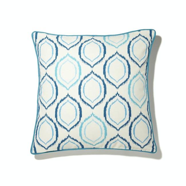 Ories Cushion Cover - Blue - 0