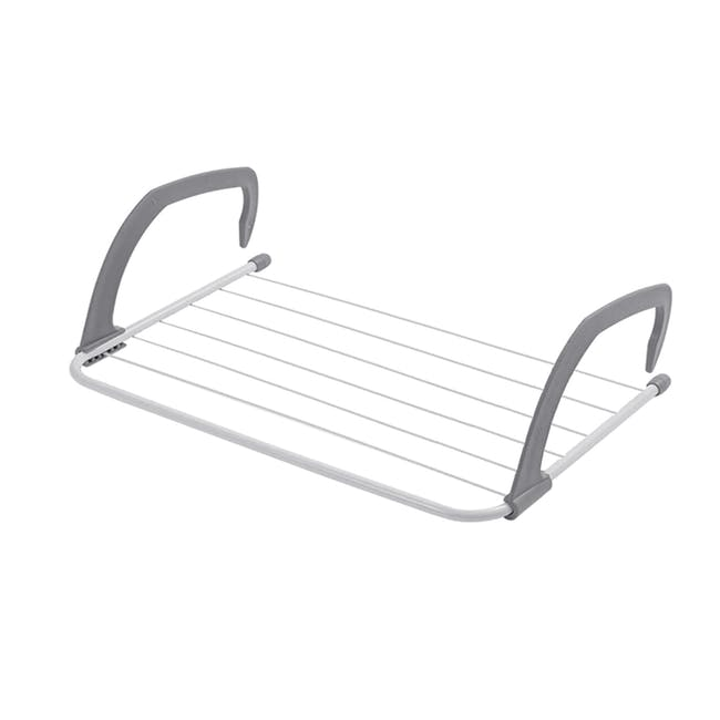 HOUZE Wall Hanging Radiator Drying Airer (2 Sizes) - 1