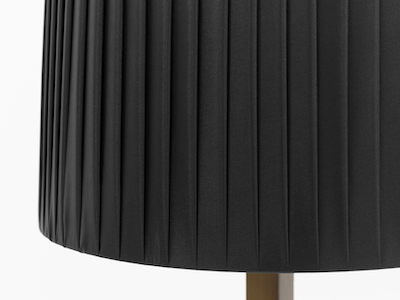 Maya Floor Lamp - Walnut - Image 2