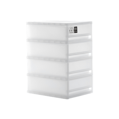 2.5L Frost Single Tier Drawer - Image 1