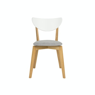 (As-is) Harold Dining Chair - Natural, Grey - 85 - Image 2