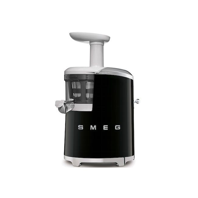 Smeg Slow Juicer - Black - 0