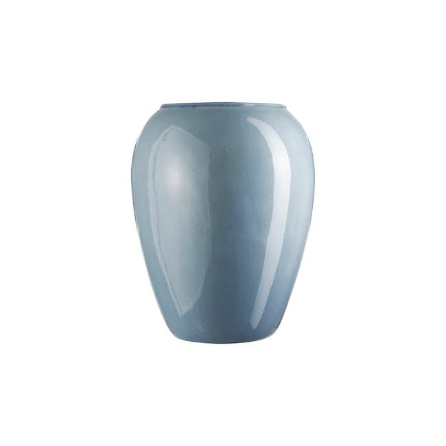Deyma Vase 35 cm - Blue - 1