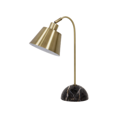 Charlotte Table Lamp - Brass - Image 2