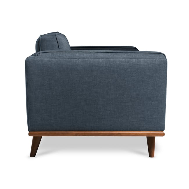 Carter 3 Seater Sofa - Space Blue - 4