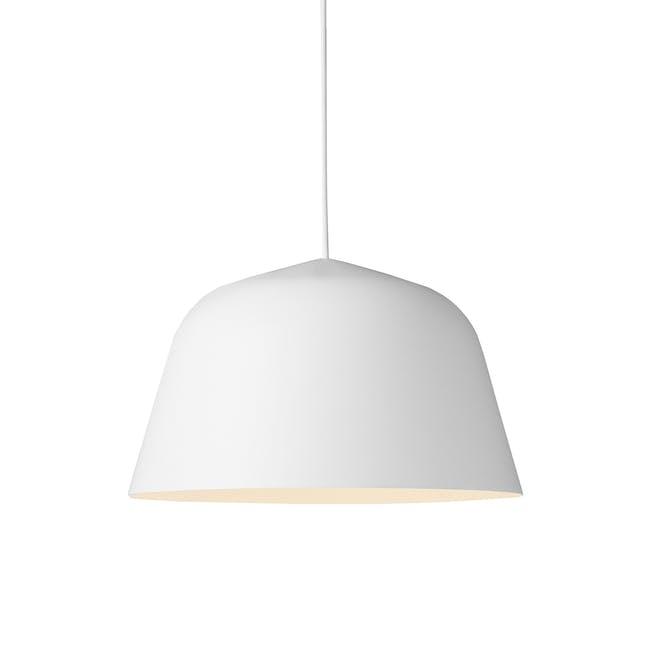 Muuto Ambit Pendant Lamp - White - 0
