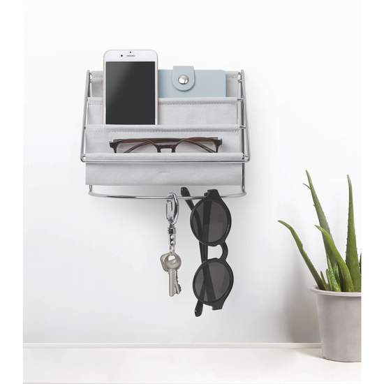 Umbra - Hammock Accessory Organiser - Grey