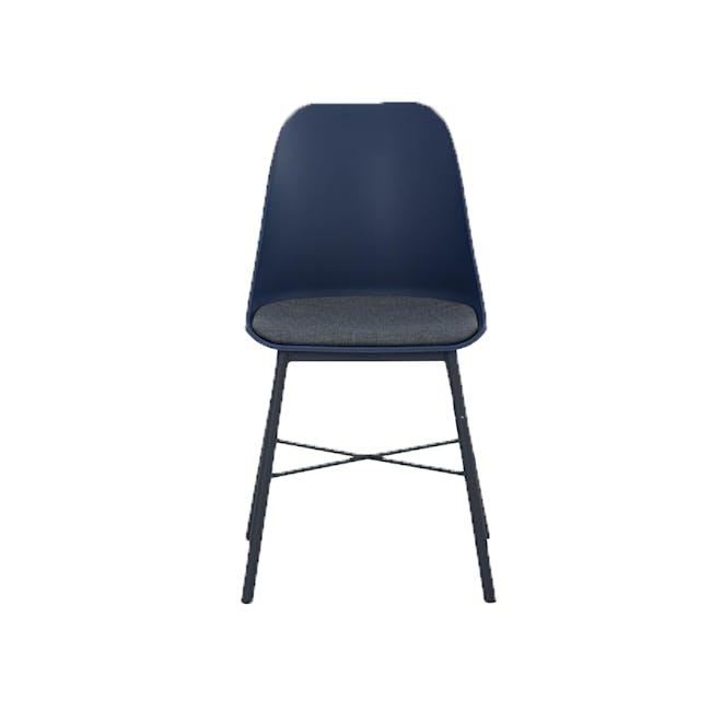 Denver Dining Chair - Midnight Blue - 1